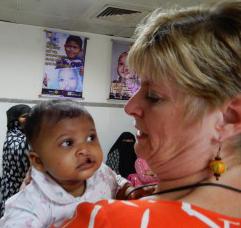 Janne Speirs Bangladesh Visit
